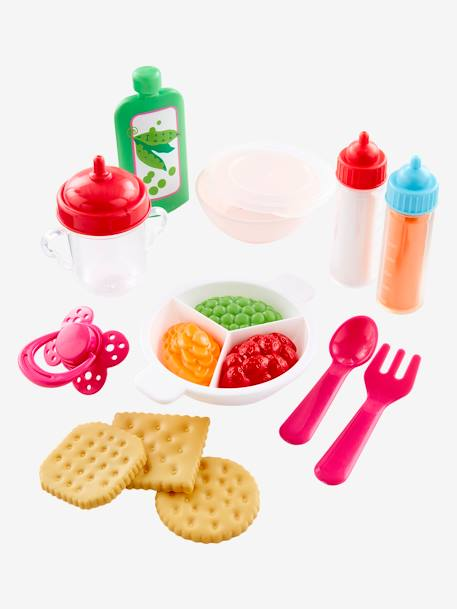 Mealtime Set for Doll WHITE MEDIUM 2 COLOR/MULTICOL