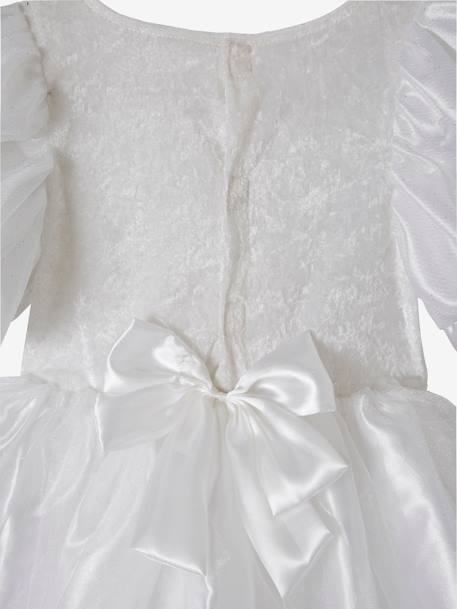 COSTUME WHITE BRIGHT SOLID WITH DESIGN