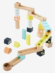 Toys-Puzzles & Building Games-My First Marble Run, Wooden (32 Pieces)