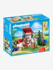 Toys-6929 Horse Grooming Station by Playmobil