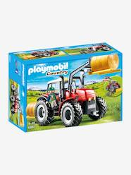 Toys-Playsets-6867 Large Tractor by Playmobil