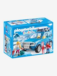 Toys-Playsets-9281 Winter SUV by Playmobil