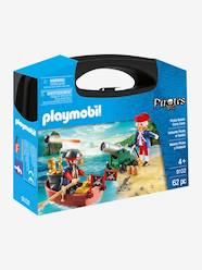 Toys-9102 Pirate Raider Carry Case by Playmobil