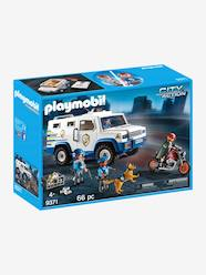 Toys-9371 Money Transport Vehicle by Playmobil