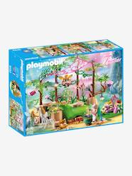 Toys-9132 Magical Fairy Forest by Playmobil