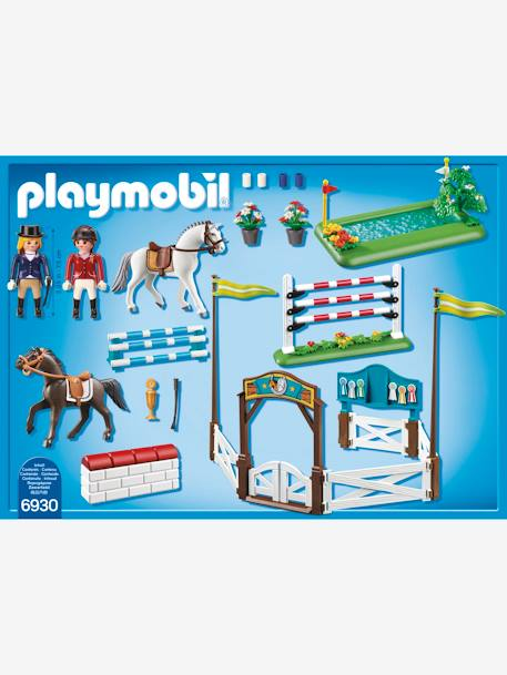 6930 Horse Show by Playmobil BROWN DARK SOLID WITH DESIGN