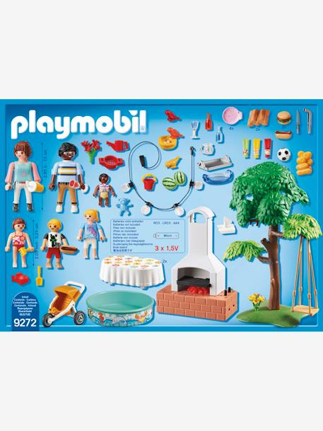 9272 Housewarming Party by Playmobil WHITE LIGHT SOLID WITH DESIGN