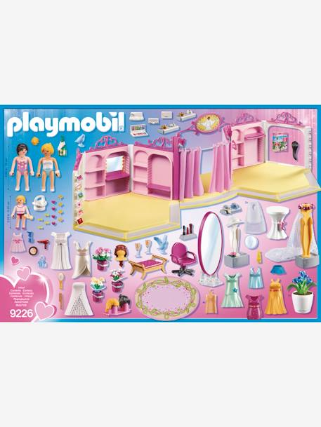 9226 Bridal Shop by Playmobil PINK MEDIUM SOLID WITH DESIG
