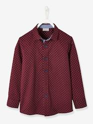 Boys-Shirts-Dotted Shirt for Boys