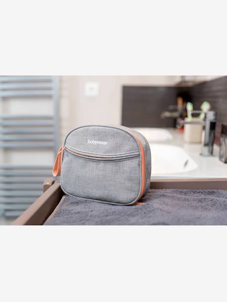 Baby Toiletry Kit & Accessories, by BABYMOOV ORANGE LIGHT SOLID