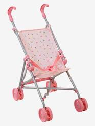 Toys-Doll Houses & Accessories-Umbrella Stroller for Dolls