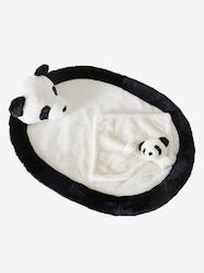 Toys-Panda Activity Mat + Baby Comforter Set