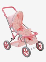 Toys-Doll Houses & Accessories-Twin Pushchair for Dolls
