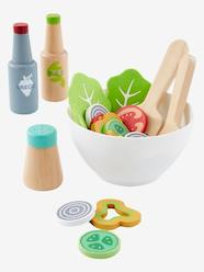 Toys-Kitchen Toys-Wooden Salad Set