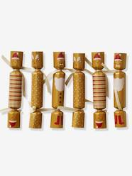 Storage & Decoration-Decoration-Wall Décor-Set of 6 Christmas Crackers