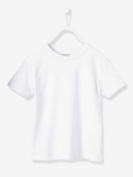 Boys' Short-Sleeved T-Shirt White