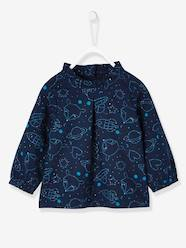 Baby-Blouses & Shirts-Printed Blouse for Baby Girls