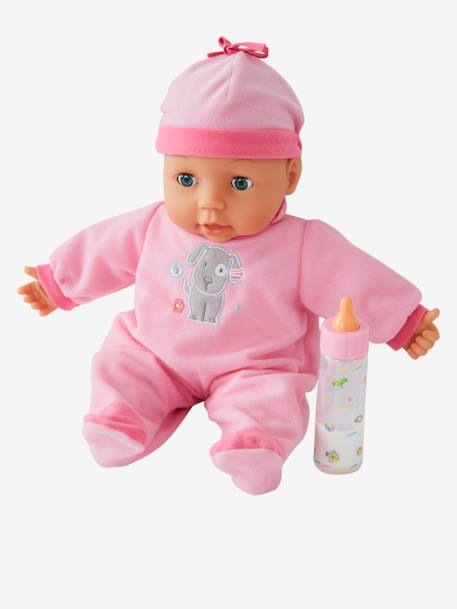Baby Doll to Look After + Medical Accessories PINK LIGHT 2 COLOR/MULTICOL R