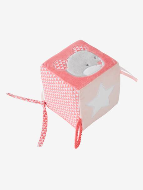 Activity Cube, Mimi Mouse PINK LIGHT 2 COLOR/MULTICOL R