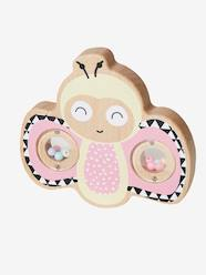 Toys-Baby's First Toys-Wooden Butterfly Rattle