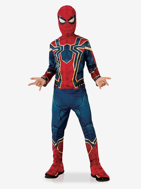 Iron Spider Infinity War Costume, by RUBIES RED MEDIUM 2 COLOR/MULTICOL