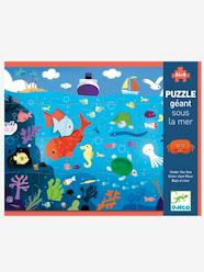 Toys-Cubes & Building Games-Under The Sea 24-Piece Giant Puzzle, by DJECO