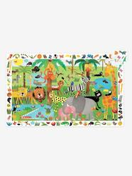 Toys-Observation Puzzle The Jungle, 35 Pieces, by DJECO