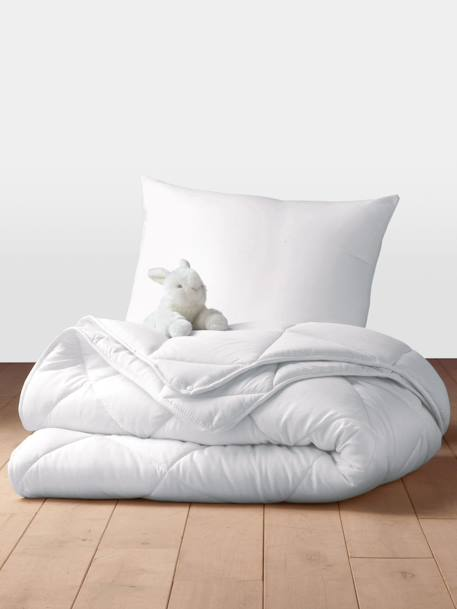 Temperature Regulating Duvet, Treated with Passerelle® White
