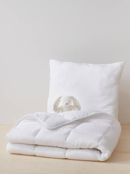 Light, Easy to Wash Duvet, Summer Special WHITE LIGHT SOLID
