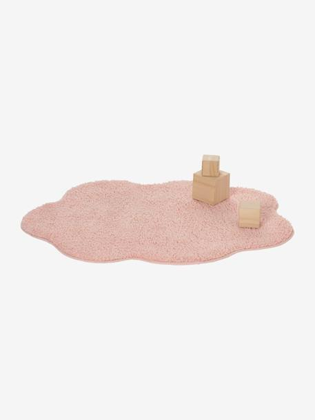 Cloud Rug PINK LIGHT SOLID+YELLOW DARK SOLID
