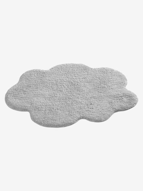 Cloud Rug Blue+Grey+PINK LIGHT SOLID