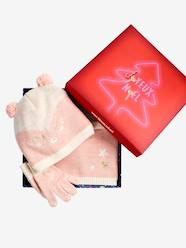 Girls-Accessories-Christmas Gift Box, Face theme, with Accessories for Girls