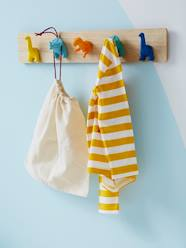 Storage & Decoration-Decoration-Wall & Coat Hooks-Coat Rack with Pegs, Dinosaurs