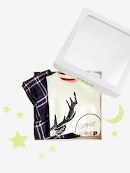 Boys-Nightwear-Christmas Eve Gift Box for Boys, Pyjamas + Glow-in-the-Dark Stars (Freebie)