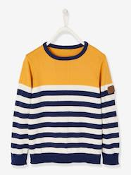 Boys-Striped Jumper for Boys