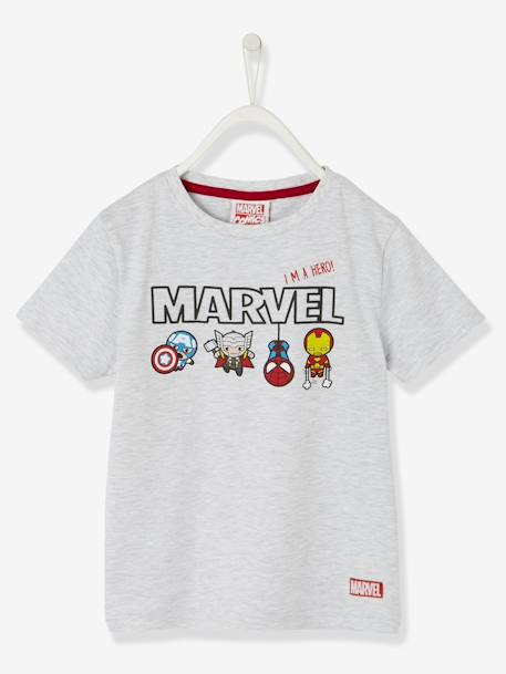 Marvel® T-Shirt with The Avengers® Motif GREY LIGHT MIXED COLOR