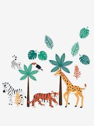 Storage & Decoration-Decoration-Stickers-Green Jungle XL Stickers