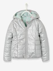 Girls-Coats & Jackets-Reversible Jacket for Girls