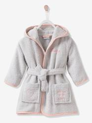 Furniture & Bedding-Bathing-Bathrobes-Cat Bathrobe for Babies
