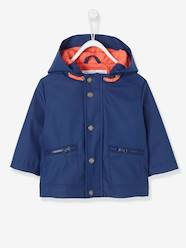 Baby-Outerwear-Rubber Raincoat for Baby Boys