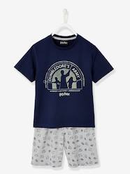 Boys-Nightwear-Short Pyjamas with Harry Potter® Print