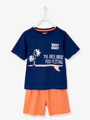 Boys-Nightwear-Short Pyjamas for Boys