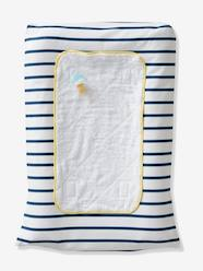 Nursery-Changing Mats-Changing Mat + Cover, STRIPES