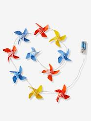 Storage & Decoration-Decoration-Decorative Lighting-Light-Up Windmills Garland