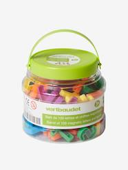 Toys-Jar with 109 Magnetic Letters and Numbers