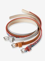 Girls-Accessories-Pack of 3 Belts for Girls