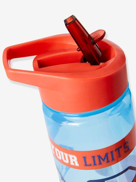 Sports-Type Water Bottle, for Boys RED DARK SOLID