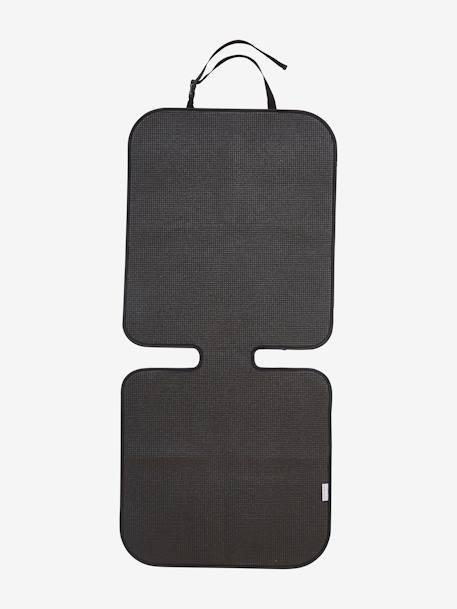 Car Seat Protector BLACK MEDIUM SOLID
