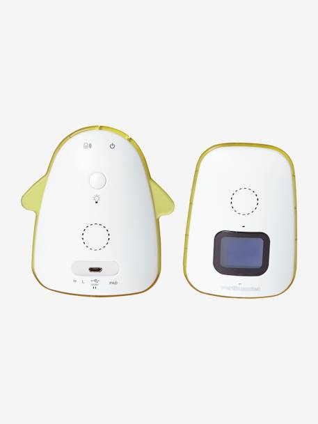 Multifunction Baby Monitor, DigiCare Vertbaudet Pale grey