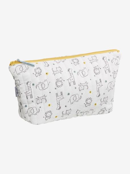 Children's Toiletry Bag PINK LIGHT ALL OVER PRINTED+WHITE DARK ALL OVER PRINTED+WHITE LIGHT ALL OVER PRINTED